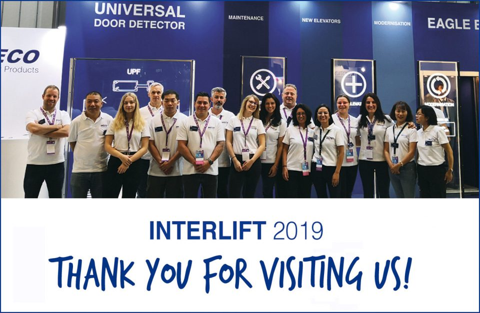 INTERLIFT 2019 AUGSBURG – GERMANY